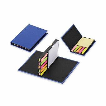 Obrázek produktu HEDVIKA - sada papírků na poznámky včetně lepících papírků, výběr barev