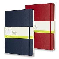 Zápisník v tvrdých deskách MOLESKINE