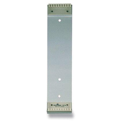 Obrázek produktu Durable - nástěnný kovový držák na prezentační panely - na 20 panelů