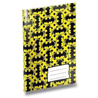 Obrázek produktu Školní sešit Batman - A5, čistý, 40 listů