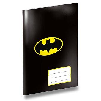 Obrázek produktu Školní sešit Batman - A5, linkovaný, 40 listů