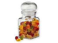 GUMMY - skleněná dóza s želatinovými medvídky, 105 g
