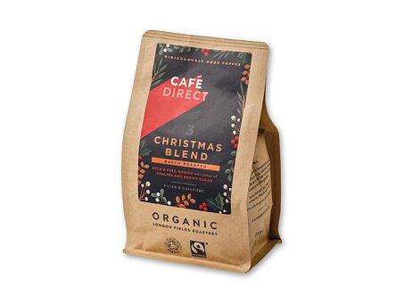 Obrázek produktu CHRISTMAS COFFEE - fairtrade  mletá káva z Velké Británie, 227 g