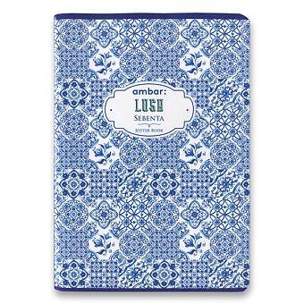 Obrázek produktu Školní sešit Ambar Lusa - A4, linkovaný, 80 listů, mix motivů