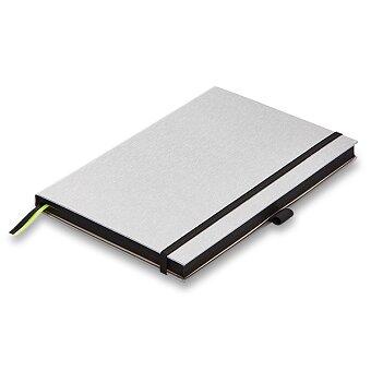 Obrázek produktu Zápisník LAMY B7 - tvrdé desky - A5, čistý, black