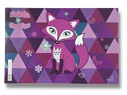 Podložka na stůl Frieda the Fox