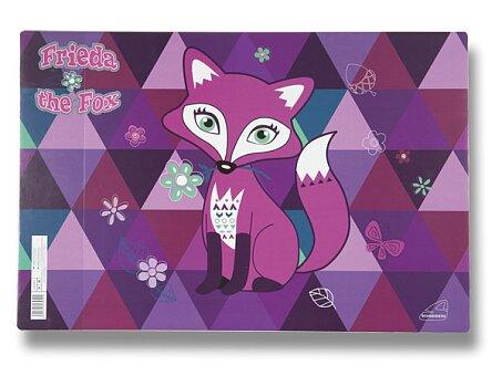 Obrázek produktu Podložka na stůl Frieda the Fox - 60 x 40 cm