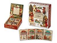 XMAS COLLECTION III - vánoční dárk. kolekce černého a zeleného čaje, 40 sáčků, 75 g
