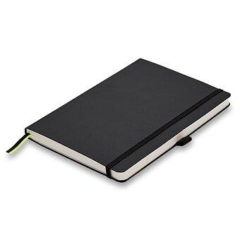 Obrázek produktu Zápisník LAMY B8 - měkké desky - A5, čistý, black