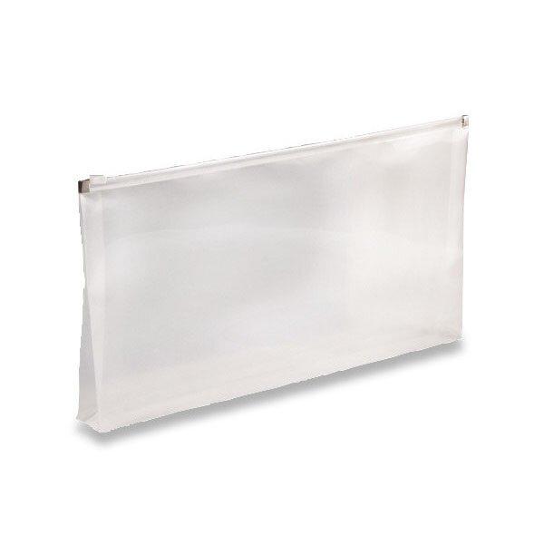 Plastová ZIP obálka průhledná