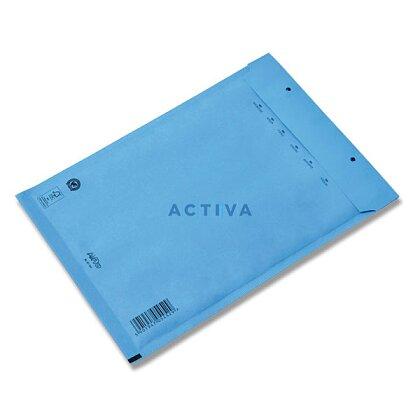 Obrázek produktu Barevná bublinková obálka - 14/D, 180 × 265 mm, modrá