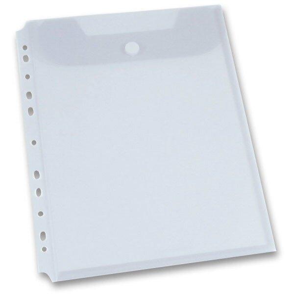 Spisovka závěsná FolderMate Clear průhledná, A4