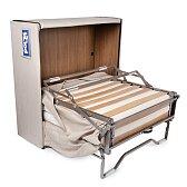 Skříňová rozkládací postel Everyday