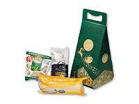 ORISTANO - menší dárk. sada italských potravin - sýr, salám, Cri Cri