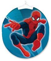 Papírový lampion Spiderman
