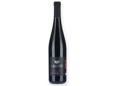 Obrázek produktu ZWEIGELTREBE - víno pozdní sběr, suché, 750 ml, LAHOFER
