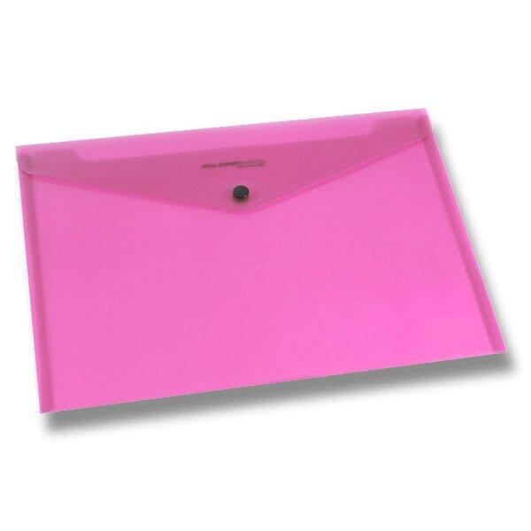 Spisovka s drukem FolderMate PopGear červená, A4