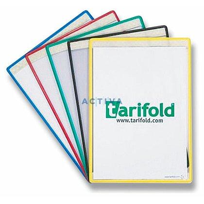 Obrázek produktu Tarifold - samolepicí kapsa - A4, 5 ks, mix barev
