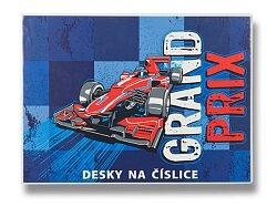 Desky na číslice Grand Prix