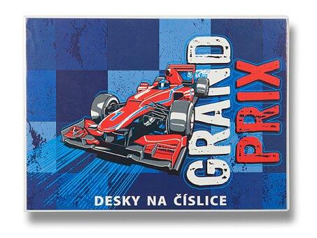Obrázek produktu Desky na číslice Grand Prix