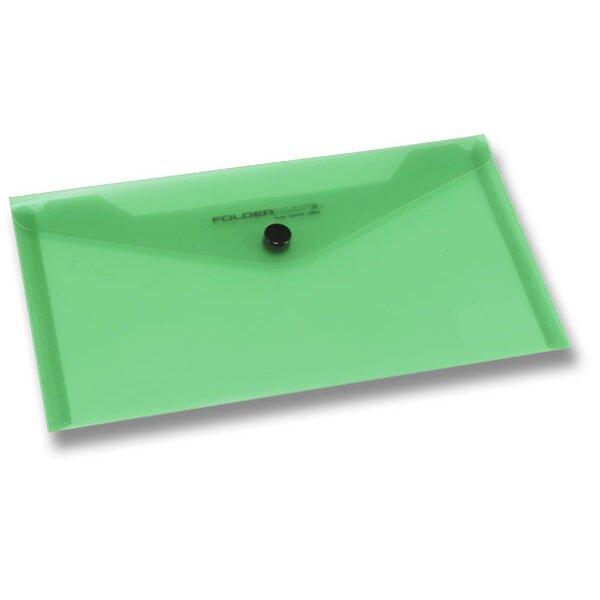 Spisovka s drukem FolderMate PopGear zelená, DL