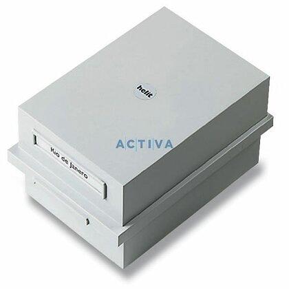 Obrázek produktu Helit Card File - stolní kartotéka A6