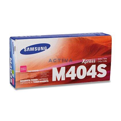 Obrázek produktu Samsung - toner CLT-M404S magenta pro laserové tiskárny