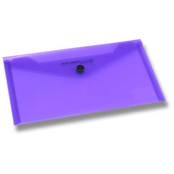 Spisovka s drukem FolderMate PopGear fialová, DL
