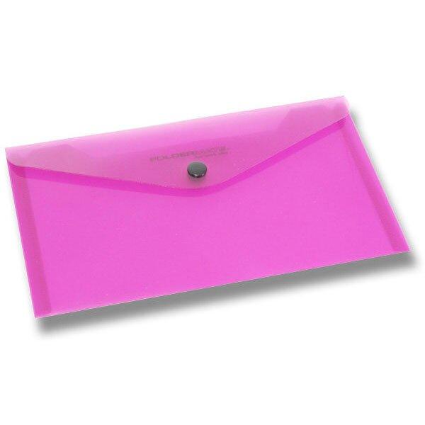 Spisovka s drukem FolderMate PopGear červená, DL