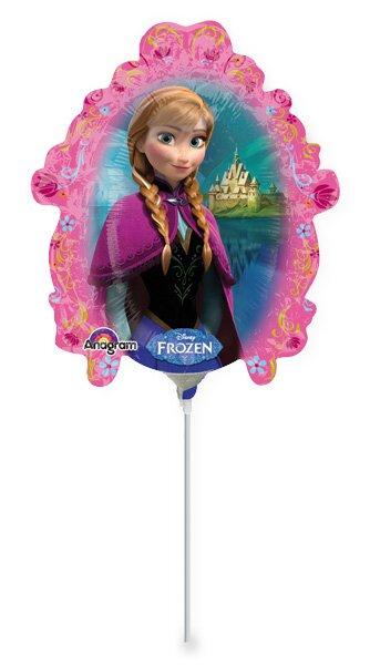Fóliový party balónek 3D Frozen