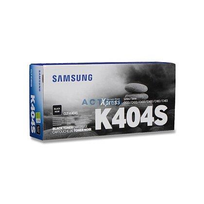 Obrázek produktu Samsung - toner CLT-K404S black pro laserové tiskárny