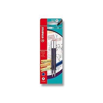 Obrázek produktu Náplň Stabilo Palette - modrá, 0,4 mm, 2 ks v balení