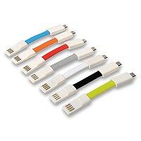 Cabel - napájecí kabel USB micro, výběr barev