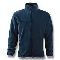 Adler Jacket - pánská fleece mikina na zip, velikost XL, výběr barev