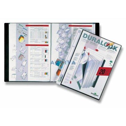 Obrázek produktu Durable DuraLook - katalogová kniha - 10 kapes