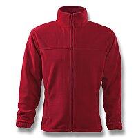 Adler Jacket - pánská fleece mikina na zip, velikost S, výběr barev