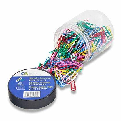 Obrázek produktu Molho Leone - barevné kancelářské spony - 28 mm