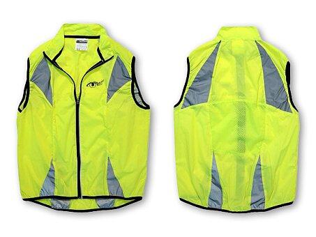 Obrázek produktu Reflexní vesta žlutá - výběr velikostí