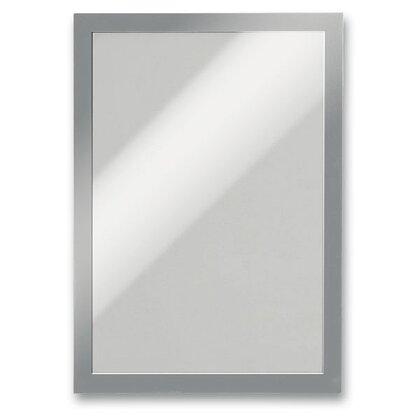 Obrázek produktu Durable Duraframe A4 - informační panel - A4, 2 ks, stříbrný