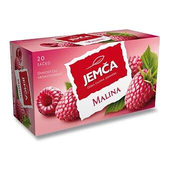 Obrázek produktu Ovocný čaj Jemča  Malina - 20 sáčků