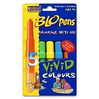 Foukací fixy Centropen 1500 Vivid Colours