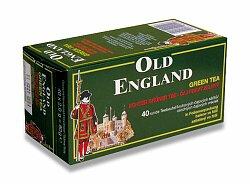 Zelený čaj England