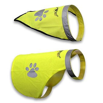 Obrázek produktu Reflexní vesta pro psa - výběr velikostí