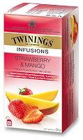 Ovocný čaj Twinings  Jahoda, mango