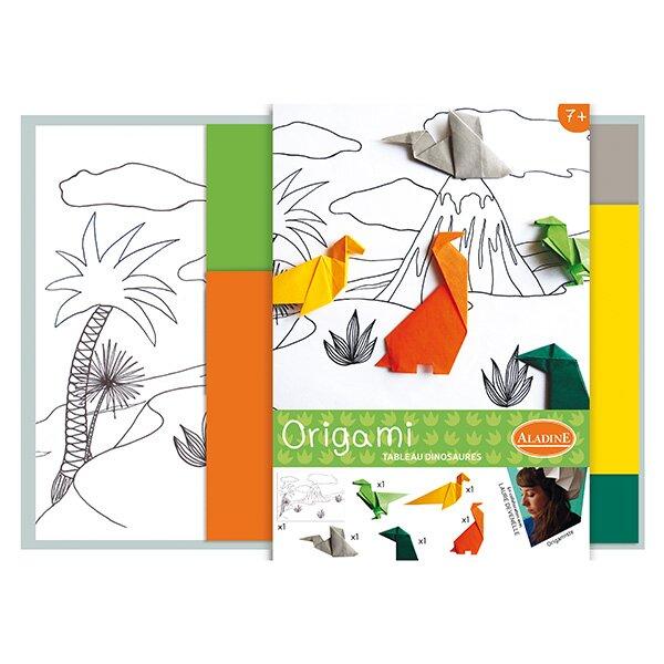 Origami Aladine dinosauři