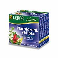 Bylinný čaj  LEROS Natur  Nachlazení, chřipka