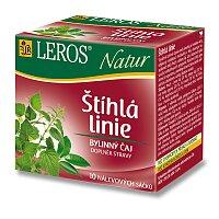 Bylinný čaj LEROS Natur  Štíhlá linie