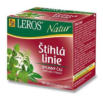 Obrázek produktu Bylinný čaj LEROS Natur  Štíhlá linie - 10 sáčků