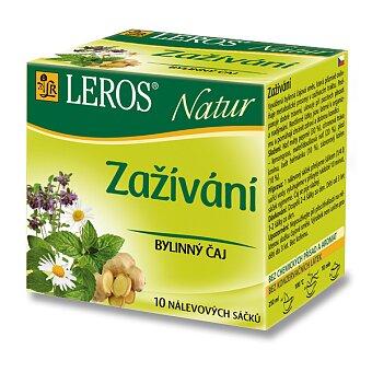 Obrázek produktu Bylinný čaj LEROS Natur  Zažívání - 10 sáčků