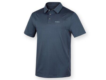 Obrázek produktu TARIL - pánské polo triko s krátkým rukávem, systém CoolDry,vel.XXL, HUSKY, šedá